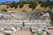 Ephesus odeon — Stock Photo