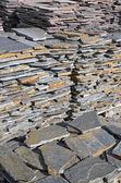 Stone cladding — Stock Photo