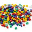 Polymer granules - Lizenzfreies Foto