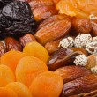 Dried fruits — Foto Stock