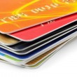 Credit cards — Stock Photo #21456053