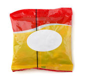Food packet — Stock Photo