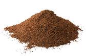Coffe powder — Stock Photo