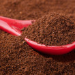 Ground coffee — Stock Photo #49736269