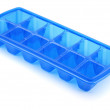 Ice cube tray — Stock Photo