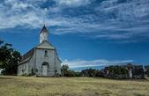 историческая церковь святого джозефс — Стоковое фото