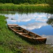 Old boat — Stock Photo #13077474