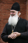 Orthodox Christian priest — Stock Photo