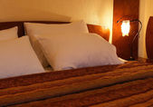床用灯 — 图库照片