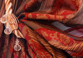 Vorhang — Stockfoto
