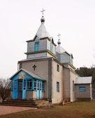 Ländlichen kirche — Stockfoto