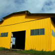 Warehouse hangar — Stock Photo #14076110