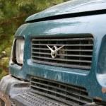 Jeep car Uaz — Stock Photo #25963017