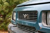 Jeep car Uaz — Stock Photo