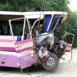 Bus accident — Stock Photo #28795287