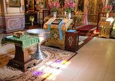 Iglesia ortodoxa — Foto de Stock