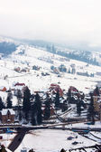 Ski resort Bukovel — Stock Photo