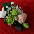 Stock Photo: Boutonniere