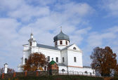 Czartoryski Holy Cross Monastery — Stockfoto