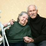 Seniors — Stock Photo #45201599