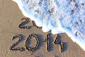 Happy New Year — Stockfoto