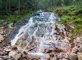 Sauermilch gill von buttermere im lake district — Stockfoto