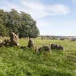Rollright Stones stone circle in Cotswolds — Stock Photo #13473848
