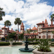 Tower Flagler college Florida — Stock Photo