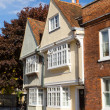 Elizabethan houses in Faversham Kent - Foto Stock