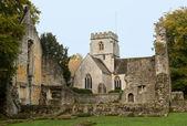 Minster lovell em cotswold distrito da Inglaterra — Fotografia Stock