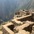 Machu Picchu in the Cusco region of Peru — Stockfoto