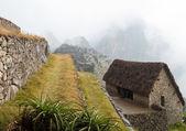 Machu picchu in de cusco-regio van peru — Stockfoto