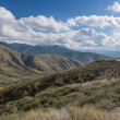 View of San Bernadino Rim of World Highway — Stockfoto