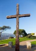 Panorama of Ventura from Grant Park — Stock Photo