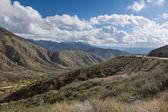 Vista dell'orlo di san bernadino di strada del mondo — Foto Stock