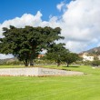 Campus at Pepperdine University — Stockfoto
