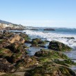 Stock Photo: El Matador State Beach California