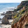 El Matador State Beach California — Stock Photo #20234345