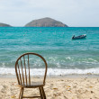 Hull Bay Beach scene St Thomas USVI — Stock Photo