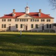 George Washington house Mount Vernon — 图库照片 #21847929