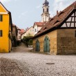 Church St Johannis or Johannes in Castell Germany — Stock Photo #26973329