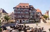 Antigua ciudad de mosbach en Alemania del sur — Foto de Stock