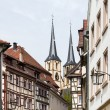 City or old town of Bad Wimpfen Germany — Stockfoto