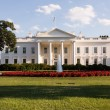 Vita huset washington dc — Stockfoto