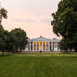 Old Cabell Hall at University of Virginia — Stockfoto