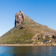 Stock Photo: Hout Bay promontory