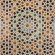 Pattern of arabic tiling or mosaic — Stock Photo #31370813