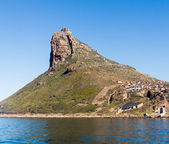 Hout Bay promontory — Stock Photo