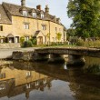 Old houses in Cotswold district of England — Stock Photo #33589437