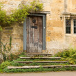 Old houses in Cotswold district of England — Stock Photo #33590413